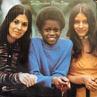 Lou Donaldson Pretty Things LP Blue Note BST 84359 Orig US 1970 RVG