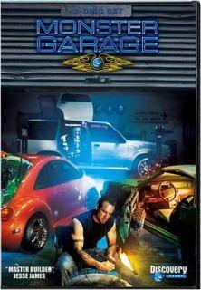 discovery channel monster garage new dvd original title monster garage