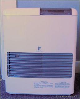 Monitor GF1800 Direct Vent Propane Gas Room Heater