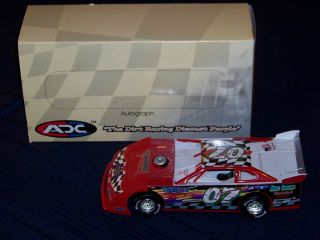 24 Scale Larry Timms Diecast Dirt Late Model