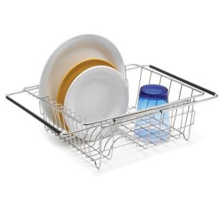Polder Stainless Steel Sink Dish Rack