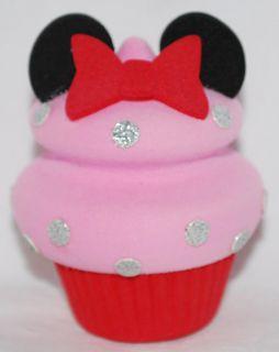 Disney Minnie Cupcake Car Antenna Topper
