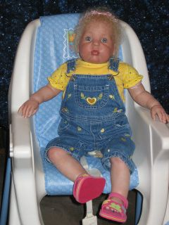 Pea Babies Nursery Reborn Toddler Doll Cuddles by Donna RuBert