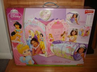 ... PlayHut Disney Princesses Playhut Castle Tent Princess Adventure Hut ... & Disney Princess Magic Castle Playhouse Tent Kid Size Age 6 12 Playhut
