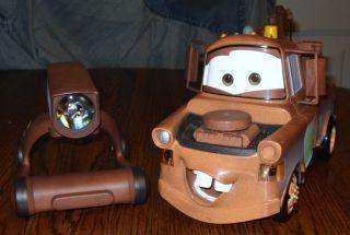 Disney Pixar Tow Mater Remote Control Car
