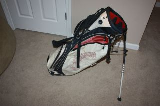 Callaway Golf Stand Bag w Double Shoulder Straps