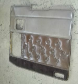 Kenworth W900 T800 Passengers Door Trim Panel Assembly