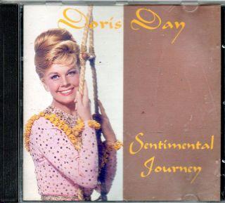 doris day sentimental journey 1995 16 track cd