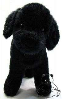 Murphy Black Lab Dog Cuddle Plush Toy Douglas Stuffed Animal Labrador