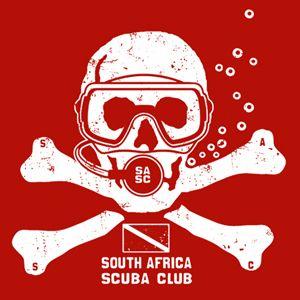 Shirt Flag Dive Diving Mask Shark Tank Fins Skull Diver T