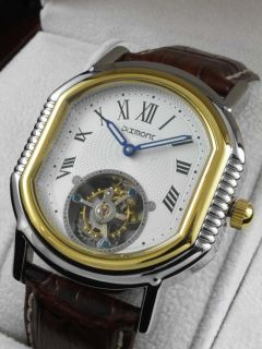 Dixmont Centre Tourbillon Automatic WatchLimited Num