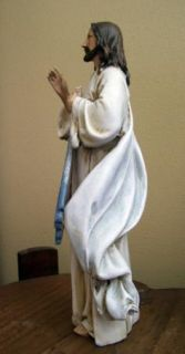Divine Mercy Jesus Catholic Statue Devotional Figurine