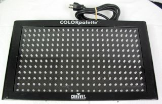 DMX Colorpalette Lighting 6 to 27 Channel DJ Equipment Lights
