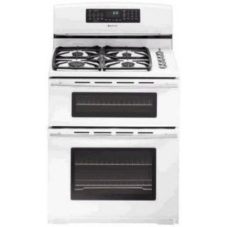 New Jenn Air Oven Dual Fuel Gas Range with Double Oven
