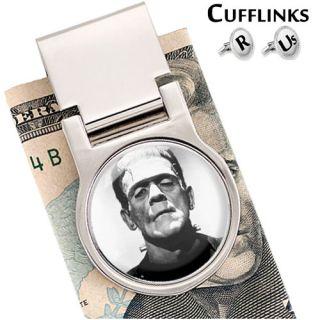 Classic Movie Monster Frankenstein Boris Karloff Money Clip SKU 32269