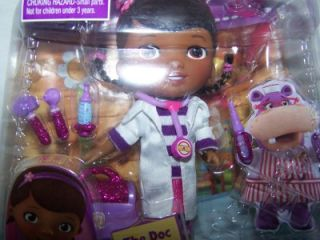 Disney Junior Doc McStuffins Figure Doll Time for A Checkup Very Hard
