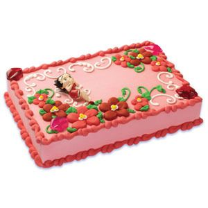 Betty Boop Cake Decorating Kit