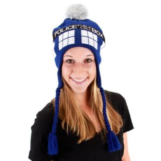 great wearing this LICENSED (BBC) Doctor Who Tardis Laplander hat