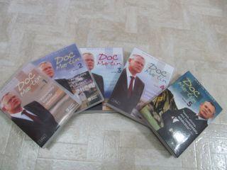 DOC MARTIN COMPLETE PBS SERIES SEASONS 1 5 1 2 3 4 5 DVD BOX SET