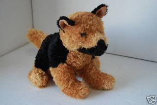 New Douglas Mini Stuffed Animal Dog German Shepherd
