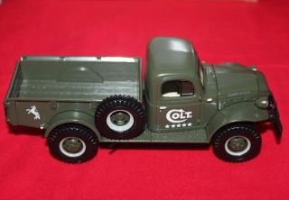 Colt Firearms Factory Dodge Power Wagon Truck