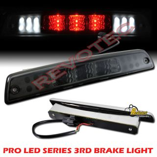 94 02 DODGE RAM 1500 2500 3500 LED 3RD TAIL BRAKE LIGHT W/ CARGO LIGHT