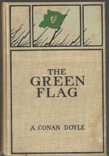 Conan Doyle Green Flag Stories of War and Sport 1906