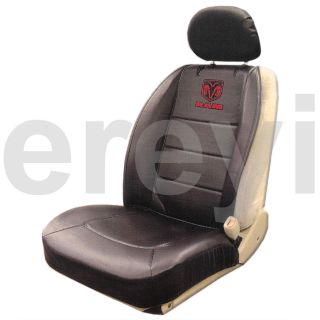 DODGE CLASSIC RAM LOGO SIDELESS CAR SEAT COVER WITH HEADREST Auto