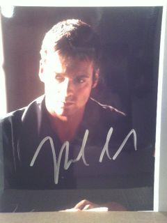Michael Shanks Dr. Daniel Jackson Stargate SG 1 Autograph 8 x 10