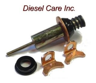 Dodge Cummins Diesel Starter Solenoid Repair Contacts