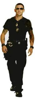 Leland Chapman of Dog The Bounty Hunter WindoCling Decal Sticker New