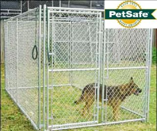 ft x 7 5 ft x 4 ft Boxed Outdoor Dog Kennel Run Make An OFFER