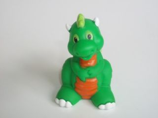 Fisher Price Little People Green Lil Kingdom Castle Dragon