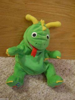 Baby Einstein Dragon Hand Puppet Teachers Preschool