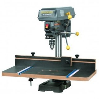 Drill Press Extension Table with Fence No Drill Press included