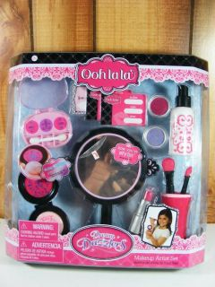 Dream Dazzlers Ooh La La Makeup Artist Set Pretend New