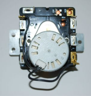 Kenmore Whirlpool Dryer Timer 3406048, 3976580, 3406701 30