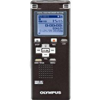 Olympus WS 510m 4GB Digital Voice Recorder WMA  Music Player