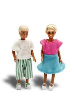 Lundby Dollhouse Doll House Miniature Boy Girl Dolls