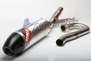 dr d dubach racing full exhaust system includes stainless steel head