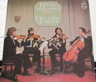Haydn String Quartets Op 54 1 2 Philips 9500 996 Streichquartette