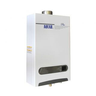 Aquah Plus Direct Vent Propane Gas Tankless Water Heater 10L 2 65 GPM