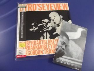 Japan Mini LP CD Donald Byrd Byrds Eyeview Art Blakey Horace Silver