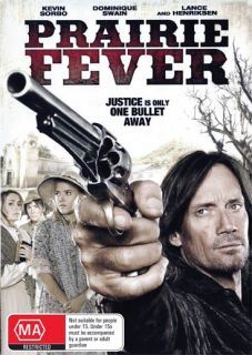 Prairie Fever Kevin Sorbo Dominique Swain New SEALED DVD