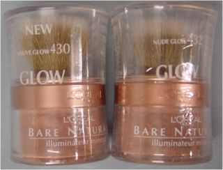 Discontinued LOreal Bare Naturale Mineral Makeup Found