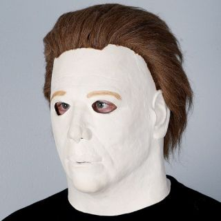 Michael Myers Halloween 2008 The Mask Adult Costume Mask Don Post