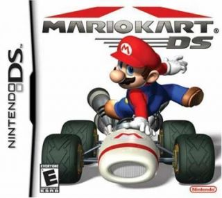 Mario Kart DS (Nintendo DS, 2005) For NDS 3DS DSi XL DSL Video Game