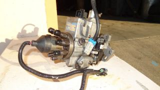 Chevy 6 5L DS4 Turbo Diesel Electronic Injection Pump 1995 2000