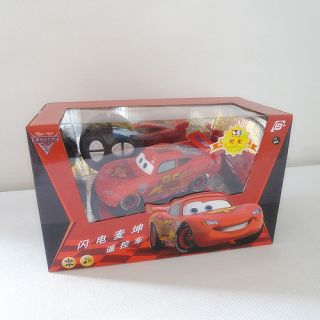 Disney Authorized Pixar Cars Remote Control RC McQueen Xmas Gift