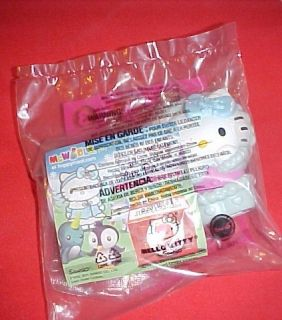 Mc Donalds Hello Kitty 3 Winter Hello Kitty 2011 Happy Meal Toy NEW in